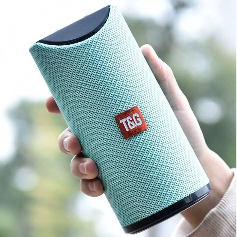 Portable Bluetooth Speaker with FM Radio