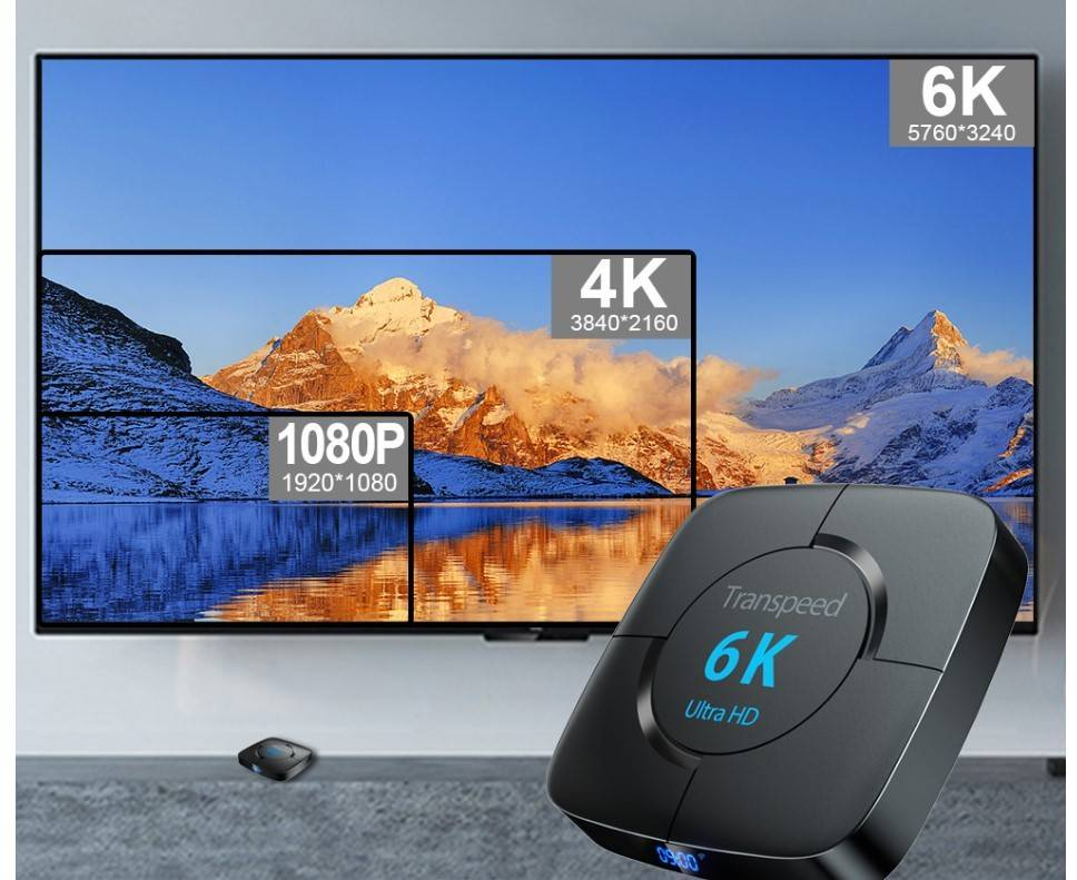 Android 9.0 4G 64G TV Box